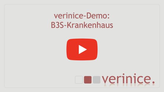 """Video """"B3S Krankenhaus für verinice"""" abspielen"""