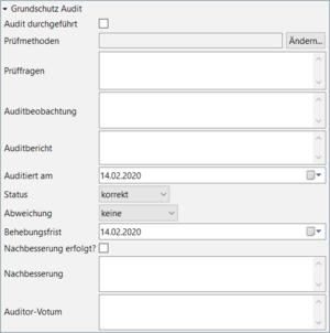 Figure 6. Audits im modernisierten IT-Grundschutz