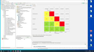 Screenshot aus dem verinice-Weinar zum Modernisierten IT-Grundschutz