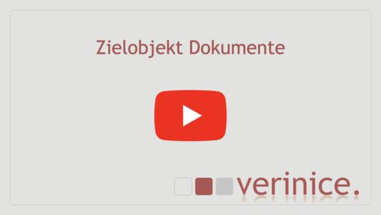 """Video """"Zielobjekt Dokumente"""" abspielen"""
