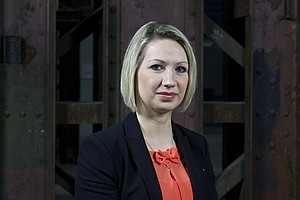 Portrait Tatjana Anisow