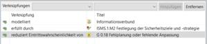 """Feld """"Identifier"""" für den Modernisierten IT-Grundschutz"""