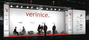 verinice-Stand auf der it-sa 2021