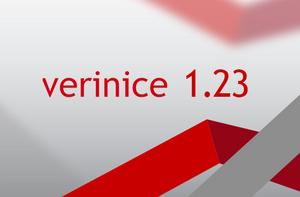 verinice 1.23 Release