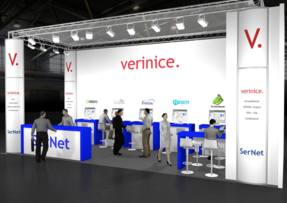 verinice and partners at it-sa 2017